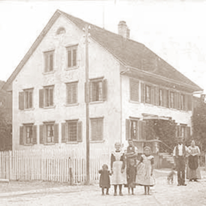 Haus Zürcherstrasse 4, 1848