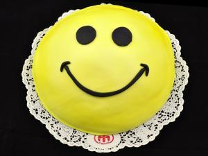 Smiley-Torte